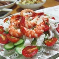 果香海鮮沙拉