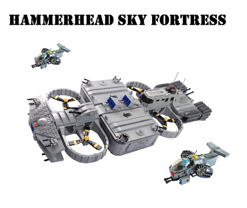 "Hammerhead Sky Fortress ""Emperor's Victory"""