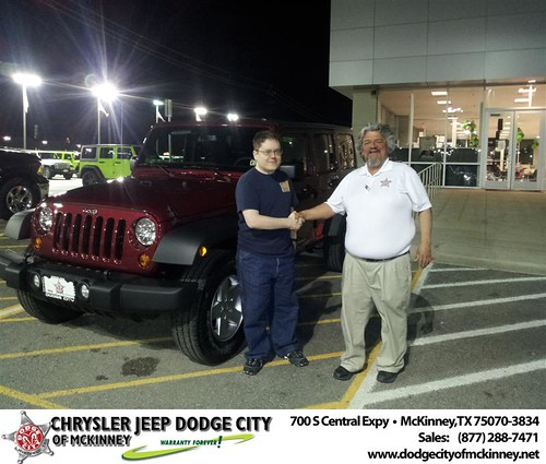 Happy Birthday to Brad Miller from Brent Villarreal  and everyone at Dodge City of McKinney! #BDay by Dodge City McKinney Texas