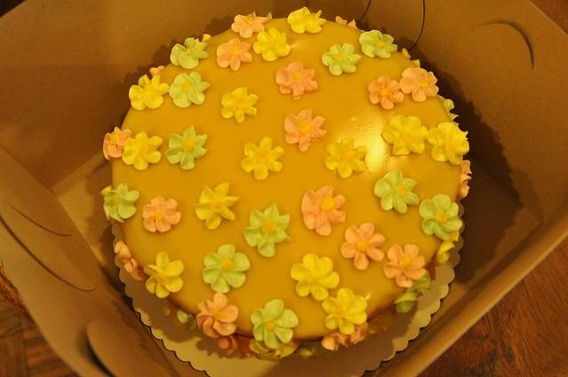 Estrel's Caramel Cake