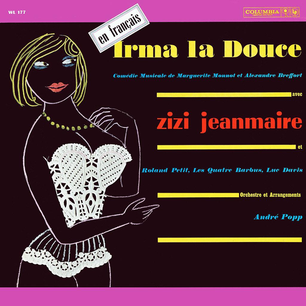 Andre Popp - Irma La Douce