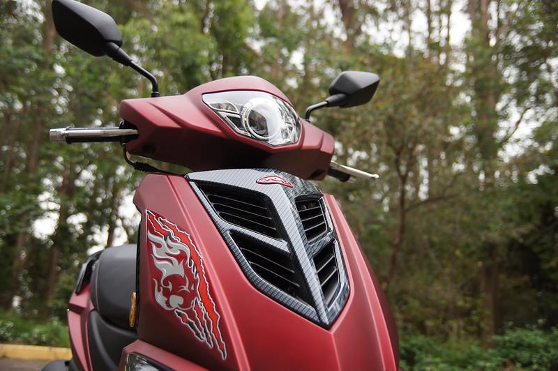 TIGRA 150 ABS 2014特式版 GET!!! - PGO(250cc以下) - 機車討論區 - Mobile01