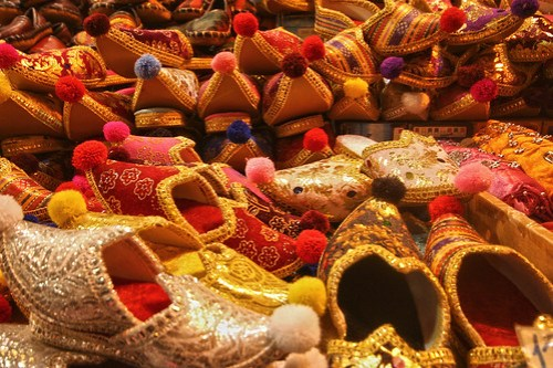shoe bazaar photo