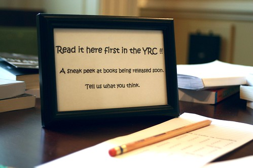 Read it first in the YRC