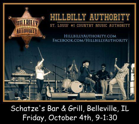 Hillbilly Authority 10-4-13