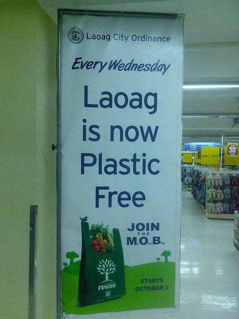 Plastic Free Wednesday