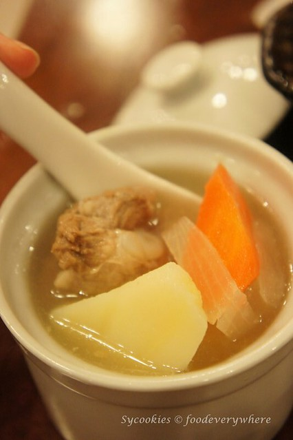 3.lai lai casual dinning soup of the day