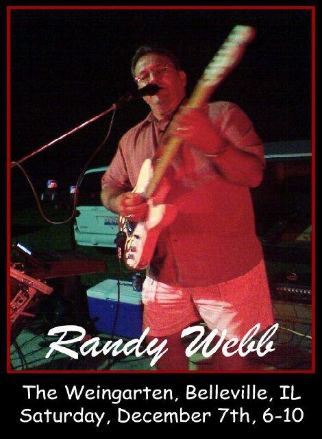 Randy Webb 12-7-13