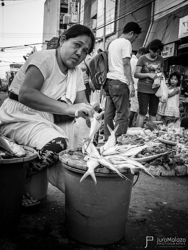 Serial Killer. (Out on the Streets: Street Photography by Juro Malazo)