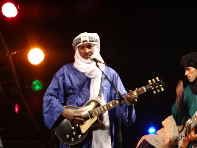 Badass guitarist