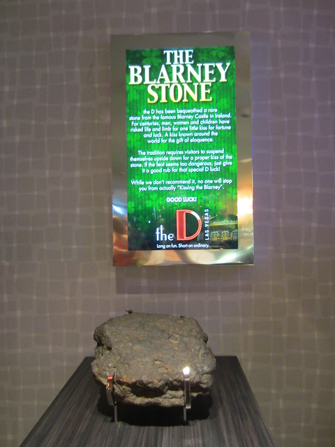 The D's Blarney Stone