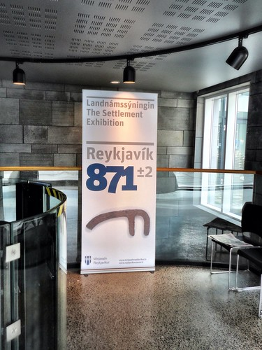 Settlement museum, Reykjavik by SpatzMe