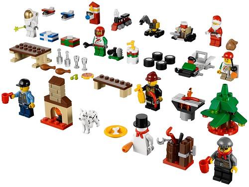 60024 LEGO City Advent Calendar