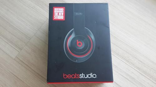 กล่อง beats studio