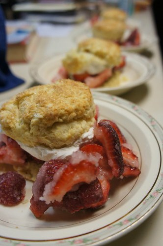 Emma: Scrumptious Strawberry Shortcake