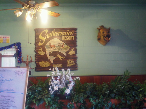 southernaire resort sign