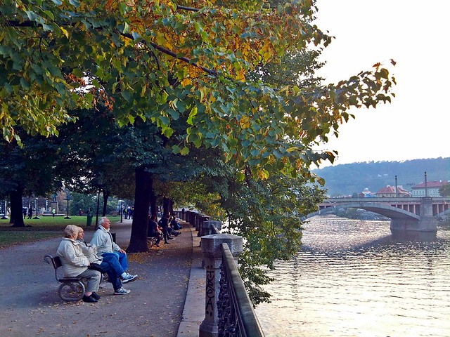October afternoon by the Vltava (33)