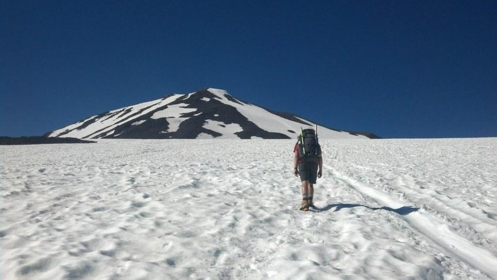 Andy Climbing