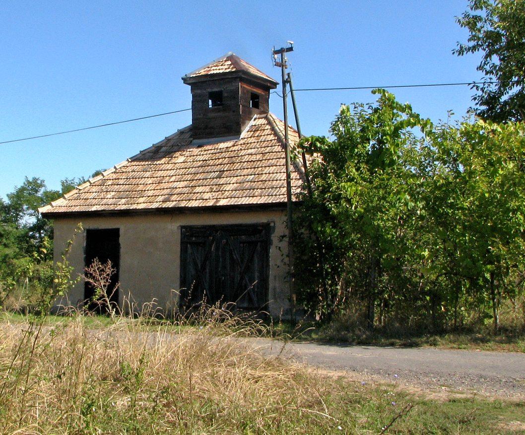 Hasičská zbrojnica v Peťove