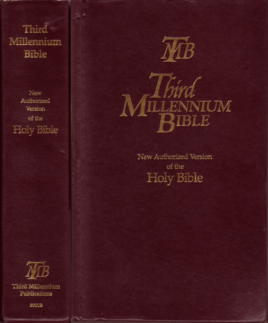 Third Millennium Bible  Internet Bible Catalog