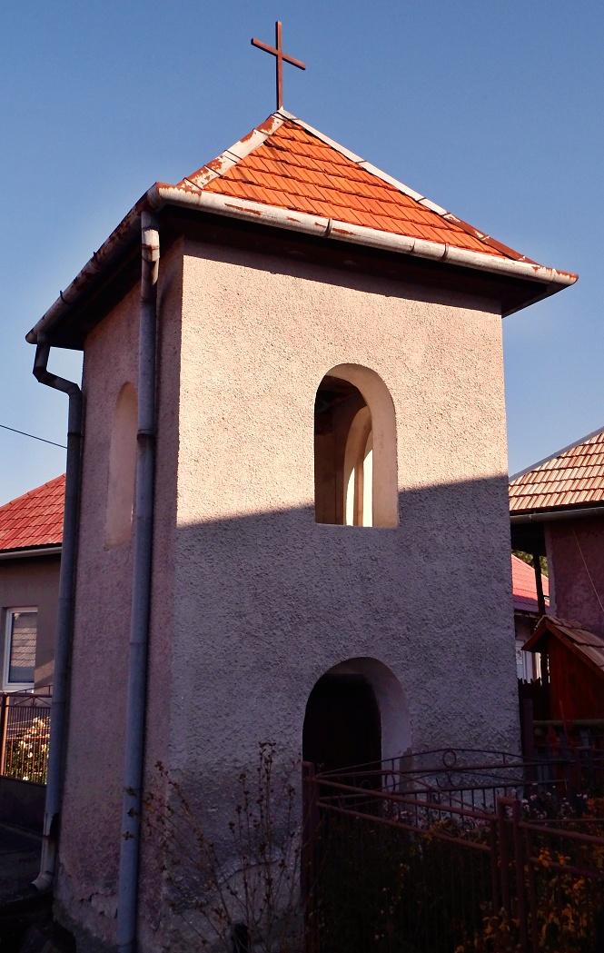 Zvonica v Záhorciach