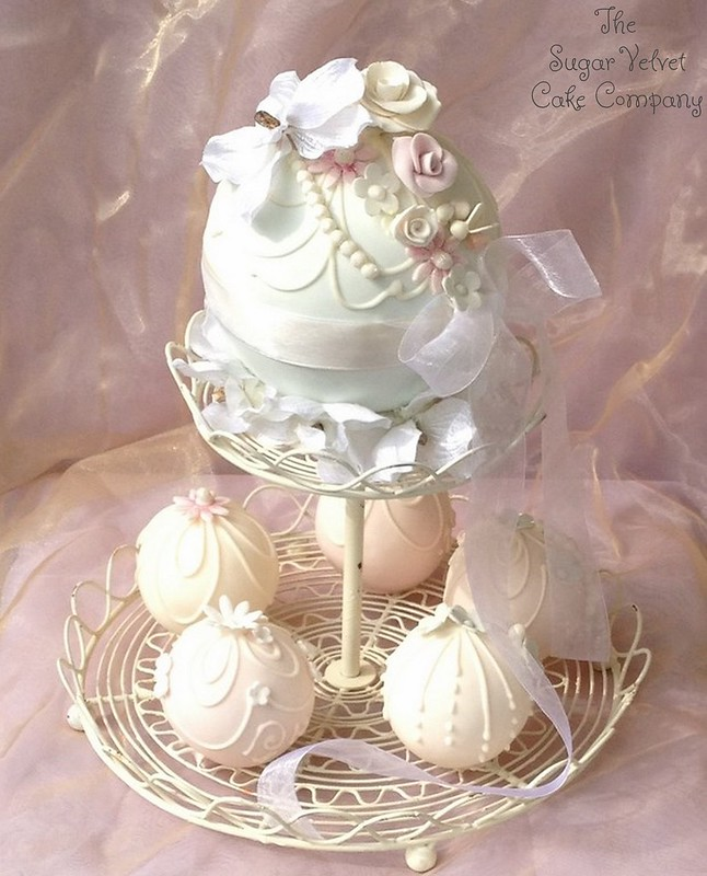 Bauble Wedding Cakes in Yorkshire