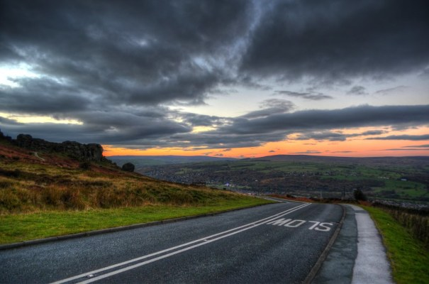 Cow and Calf Road