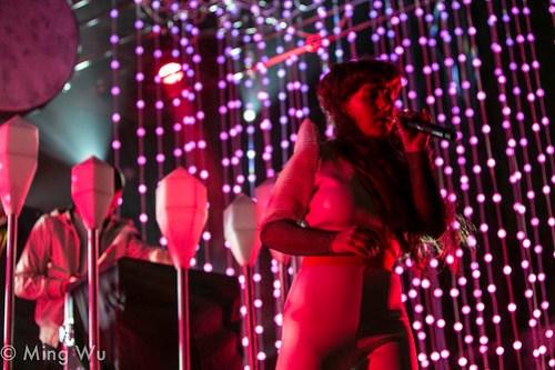 Purity Ring @ Ottawa Bluesfest 2015