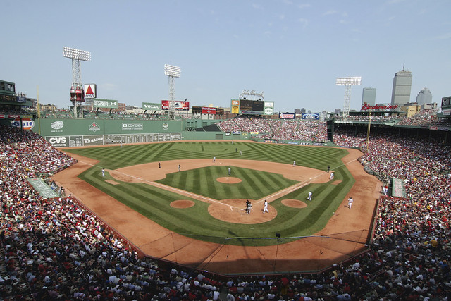 Red Sox at Fenway Park - Boston