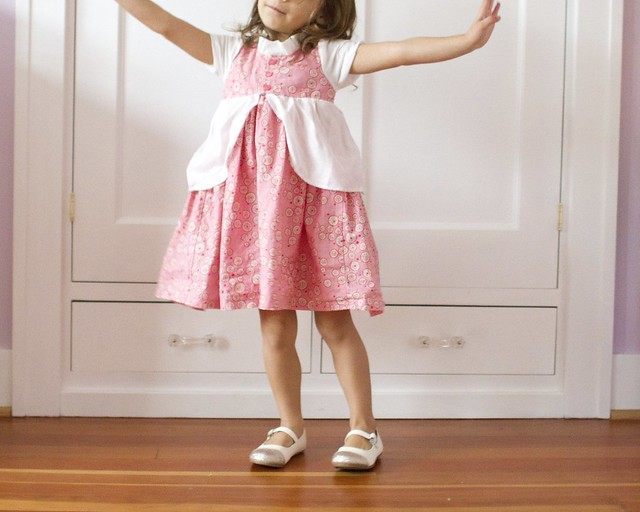 princess-ish dress