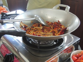 chilli paste