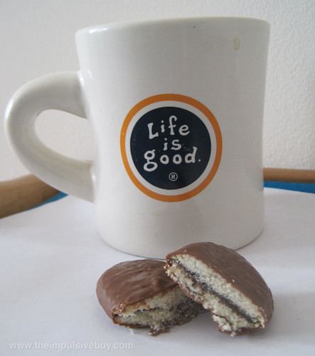 Limited Edition Pepperidge Farm Milk Chocolate Dipped Milano Cookies The mug says it all