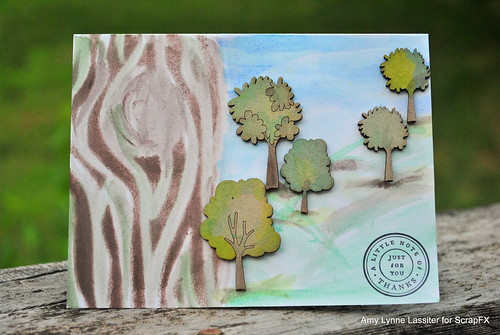 trees card full