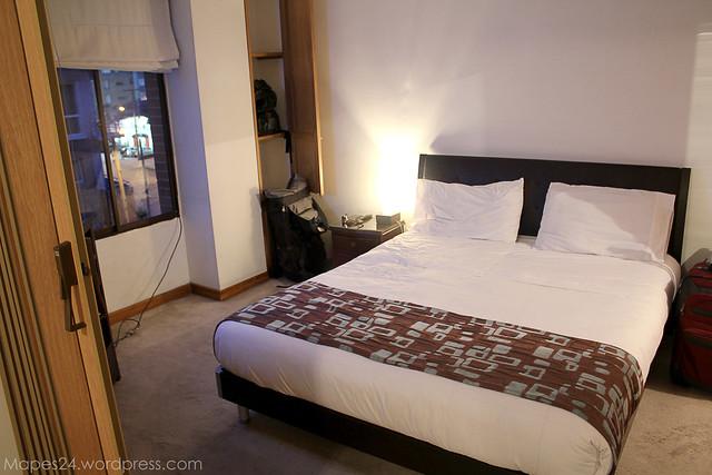 Arlington Place bedroom