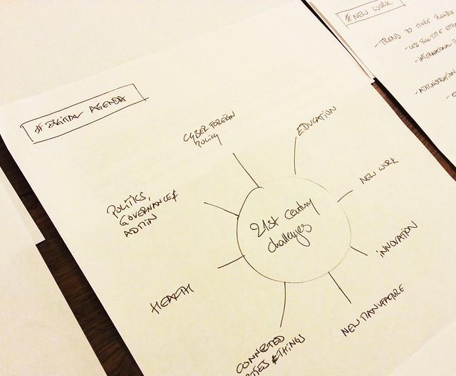 Notes: Digital Agenda for the 21st Century