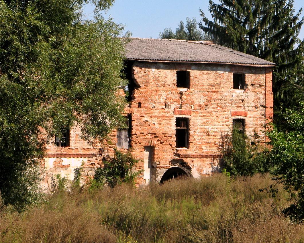 Draxlerov mlyn v Peťove