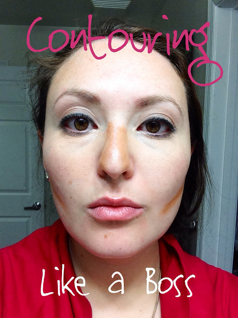makeup tutorial: contouring like a boss