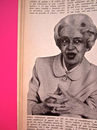 Alter Alter, marzo 1979, anno 6, numero 3. Direzione: Oreste del Buono, art director: Fulvia Serra. Pag. 50 (part.), 1