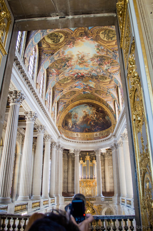 Palace of Versailles Chapel