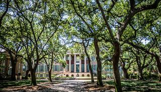 Randolph Hall at the College of Charleston