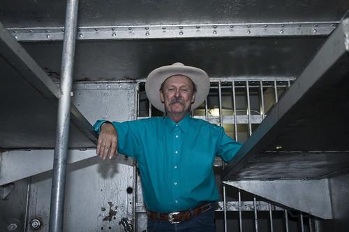 Bob Boze Bell in Jail