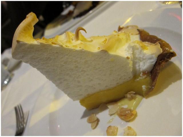 Lemon Meringue Pie - North end grill