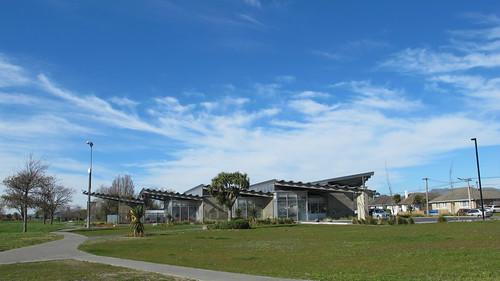 Aranui Library