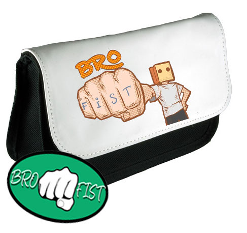 NEW PEWDIEPIE INSPIRED GIANT BRO PENCIL CASE CLUTCH BAG PERFECT FOR SCHOOL HOME  eBay