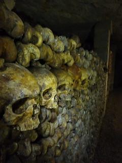 Rows of Skulls