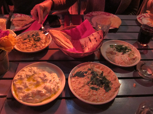 Pitta and Dips