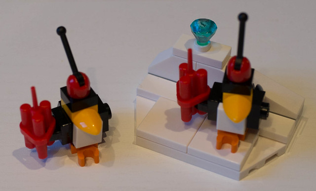 REVIEW LEGO 76010 Batman - L'affrontement avec le Pingouin