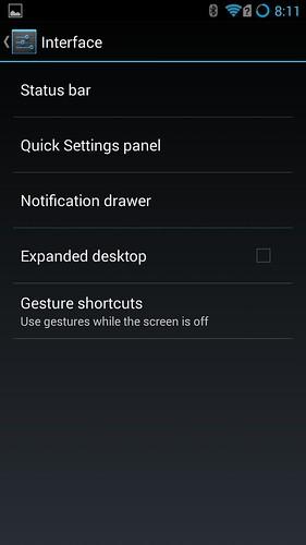 ปรับแต่ Interface ต่างๆ ได้ และมีฟีเจอร์ Gesture สำหรับ Oppo N1 Cyanogen Edition ด้วย