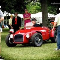 Greenwich Concours d' Elegance: 1947 Ferrari 159S Spyder Corsa