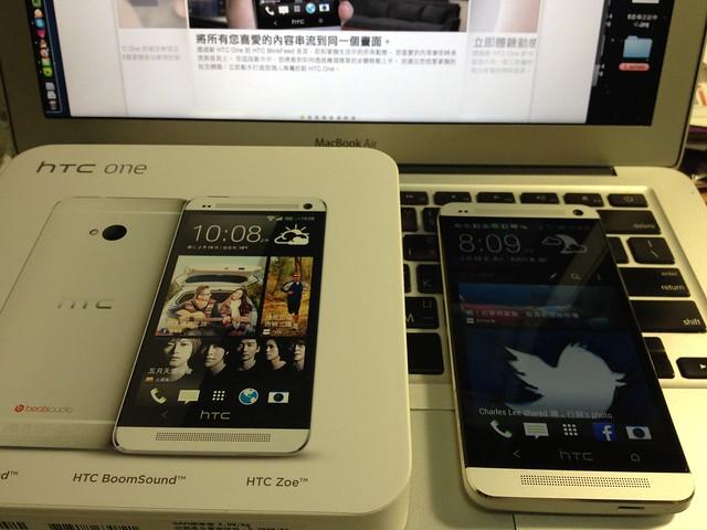 新 HTC One